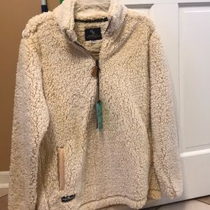 Simply southern cream pull over